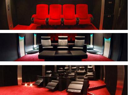 Un v ritable fauteuil cinema chez vous for Fauteuil de cinema