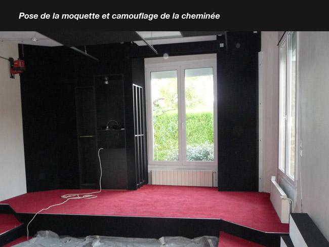 les tapes incontournables pour r aliser une v ritable salle de cinema chez soi. Black Bedroom Furniture Sets. Home Design Ideas