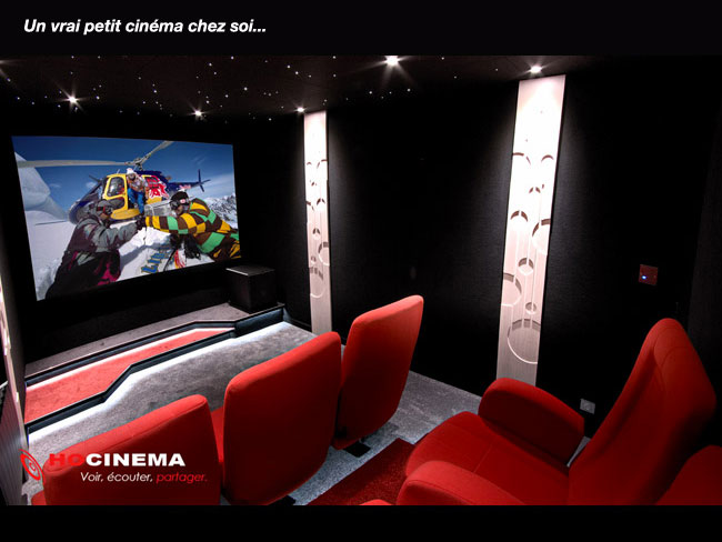 les tapes incontournables pour r aliser une v ritable salle de cinema chez soi. Black Bedroom Furniture Sets. Home Design Ideas