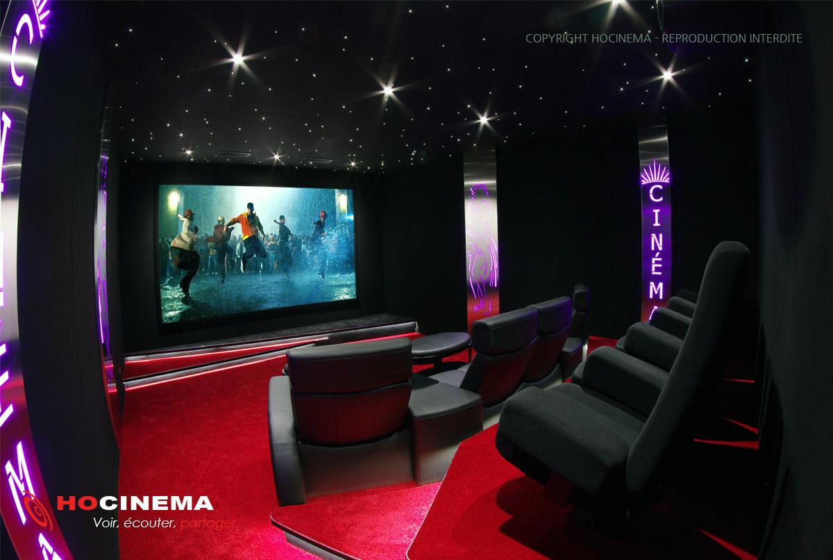 decoration salle de cinema maison top amenager une salle de cinema maison sol photo jardin. Black Bedroom Furniture Sets. Home Design Ideas