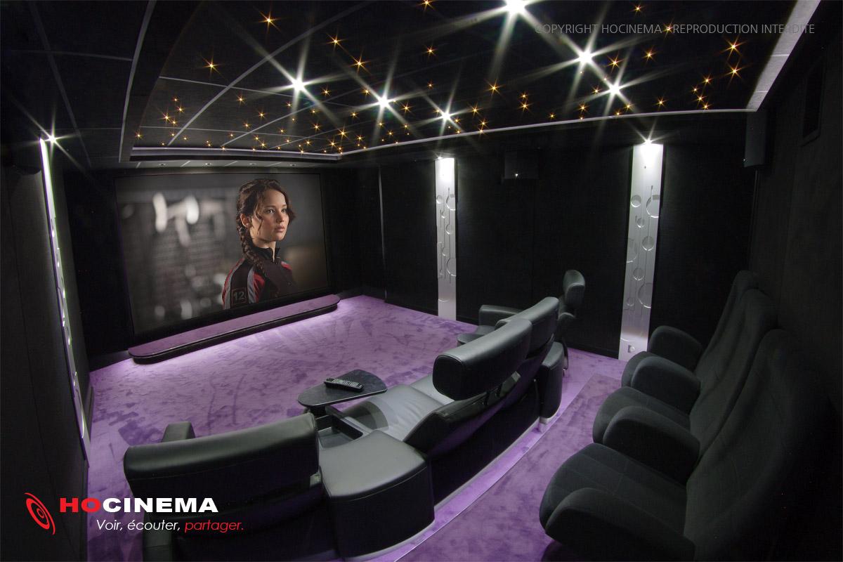 Deco Salle Cinema salle cinema a la maison | idées décoration - idées décoration