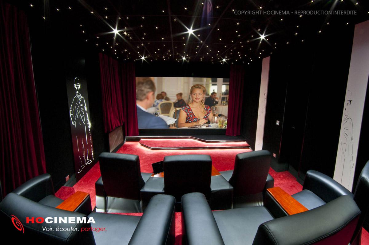 Hocinema La Salle De Cinema Privee Amiens De 27 M2 En Detail