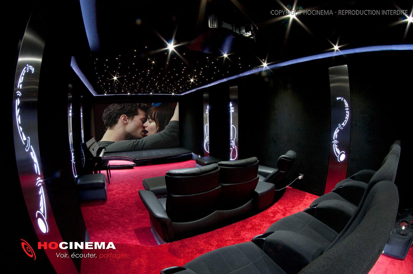 Hocinema La Salle De Cinema Privee A Seine Saint Denis De