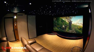 salle home cinema Aries