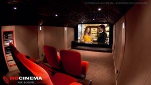 Hocinema plus de 450 salles cinema maison d j r alis es - Salle cinema maison ...