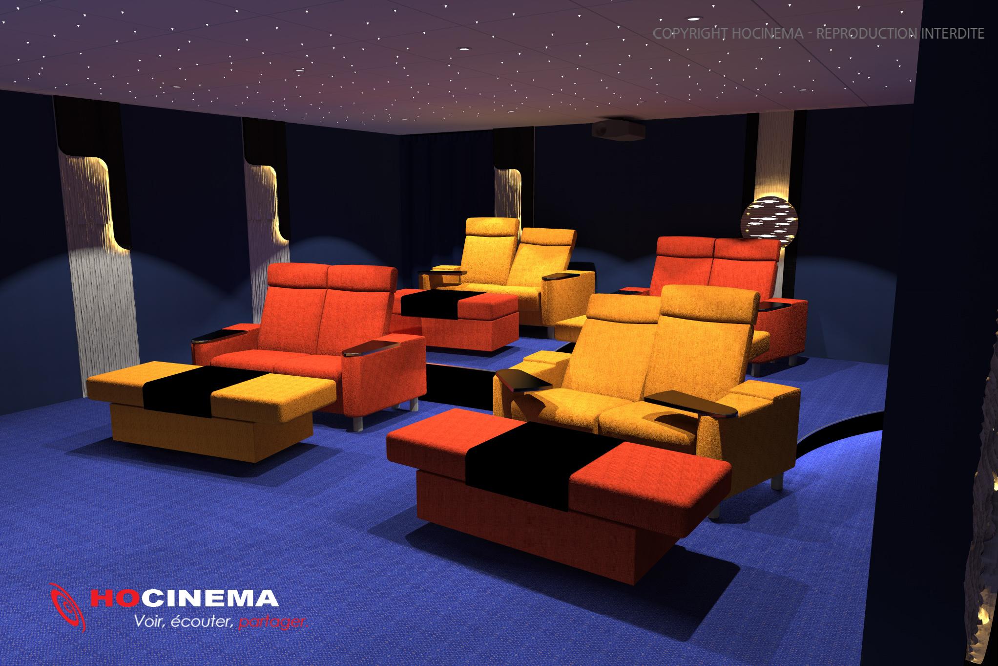 Salle de cinema a la maison 18 perpignan d sign for Cinema a la maison